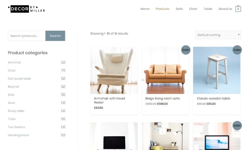 Astra is one of the fastest WooCommerce themes