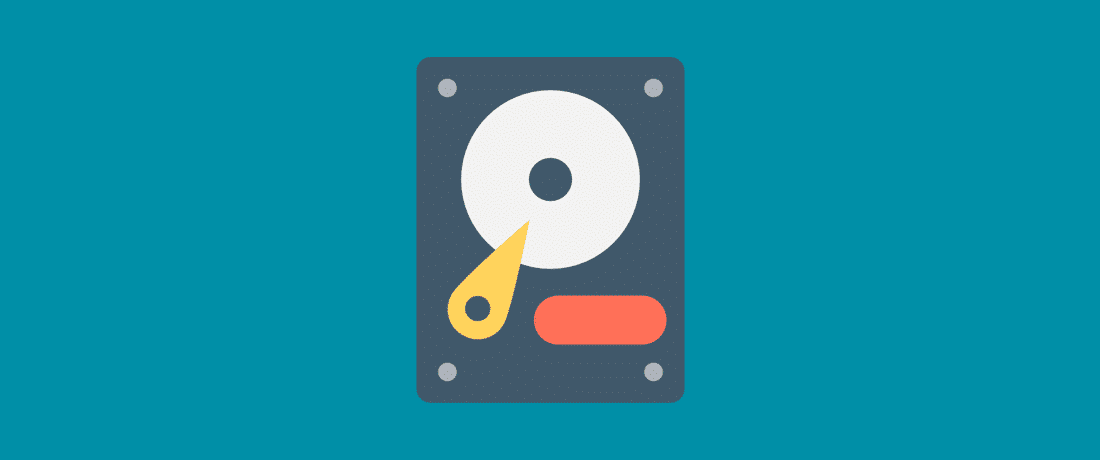 how much disk space does a wordpress site need