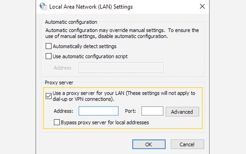 How to Set up a Chrome Proxy Server
