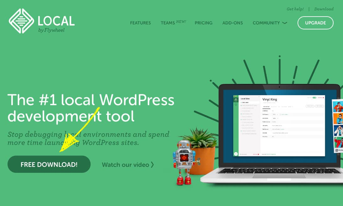 Local by Flywheel Localhost Download
