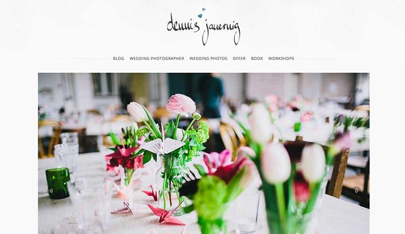 dennis jauernig - homepage